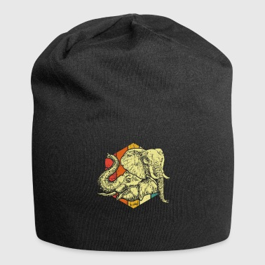 Elephant animal rights activist - Jersey Beanie