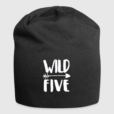 Wild Five - Bonnet en jersey