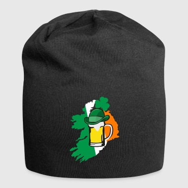 Irish beer - irisch - Beanie in jersey
