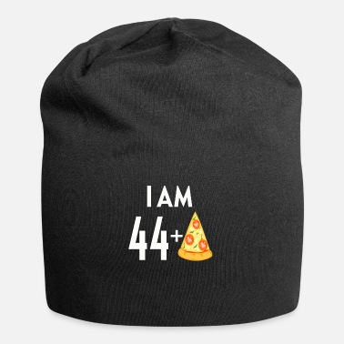 Plus Sono 44 Plus Pizza - Beanie in jersey
