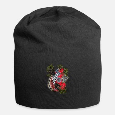 Abstract abstract art - Beanie