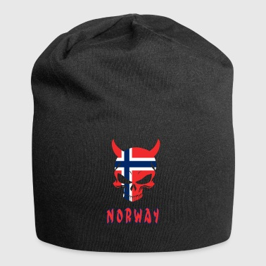 Norway Norway Viking / Gift Flag Scandinavia - Jersey Beanie