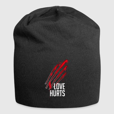 Love Hurts. Love hurts - Jersey Beanie