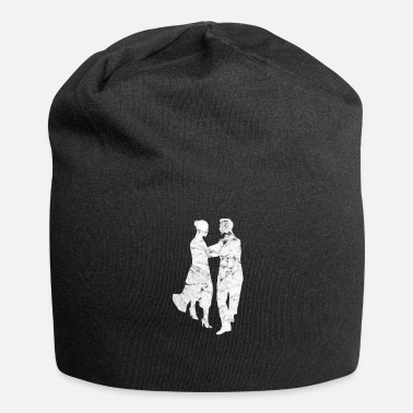 Dance Couple Dancing couple dancing dancers couple - Beanie