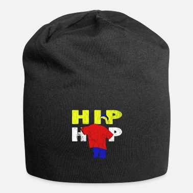 Swag hiphop - Jersey-Beanie