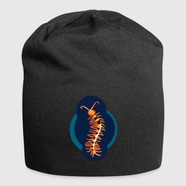 giftig scolopender kruipend insect - Jersey-Beanie