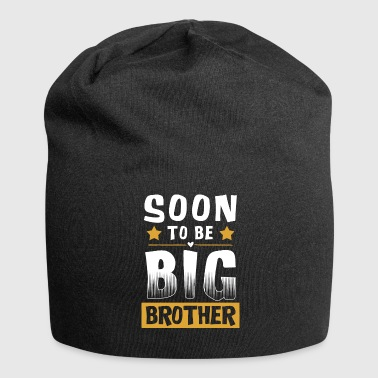 Big Brother Soon To Be Big Brother - Big Brother - Jersey Beanie