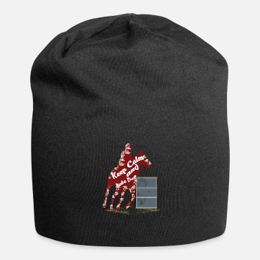 Saddle In the saddle - Jersey Beanie