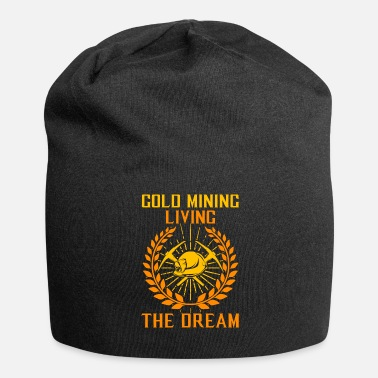 Gold Rush Gold Mining - Living The Dream - Jersey Beanie