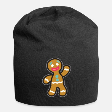 Gingerbread Man Gingerbread man - Jersey Beanie
