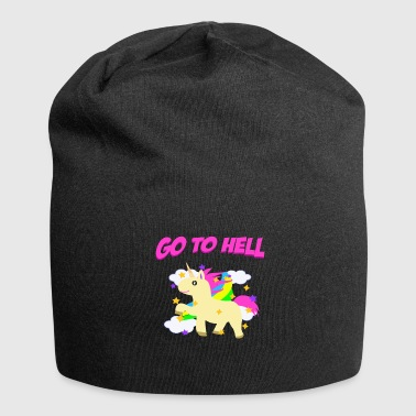 Hilarious Hilarious pony - Jersey Beanie