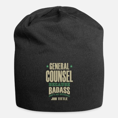 General General Counsel Gift - Jersey-beanie