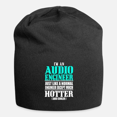 Audio INGENIERO DE AUDIO - Beanie
