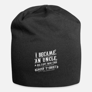 Niece Uncle gift lousy shirt nephew niece nieces - Jersey Beanie