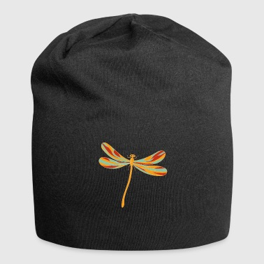 Dragonfly dragonfly dragonfly - Jersey Beanie