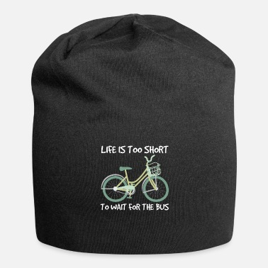 Protection Of The Environment Bicycle environment - Beanie