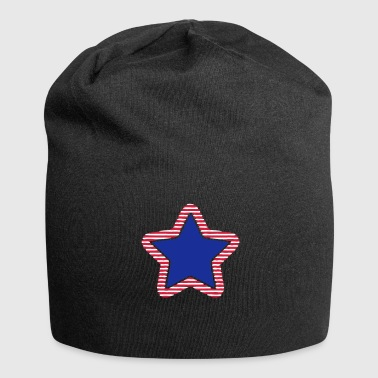 Nautical Star USA Star Stars & Stripes Marine - Jersey Beanie