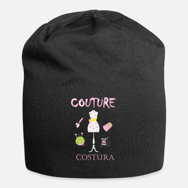 Couture Ik hou van couture - Jersey-Beanie