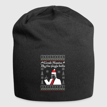 Grave Santa by the Jingle Bells - Jersey Beanie
