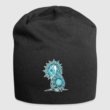Mysterious bird of the water. - Jersey Beanie