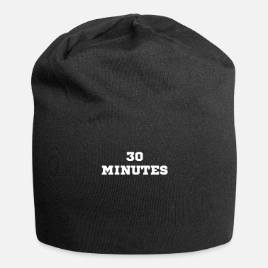 Minute 30 minutes - Jersey Beanie 3d1979835ce