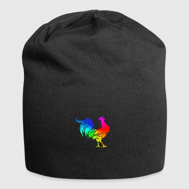 The rooster - chinese zodiac sign - Jersey Beanie
