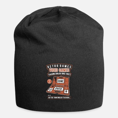 Video Video Games - Jersey Beanie