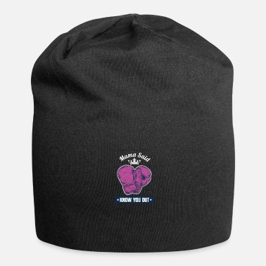 Knock Out Knock You Out-Boxen - Beanie