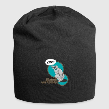 cAM ACTION - Jersey-Beanie