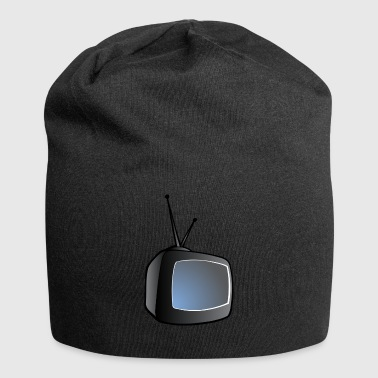 TV - Bonnet en jersey