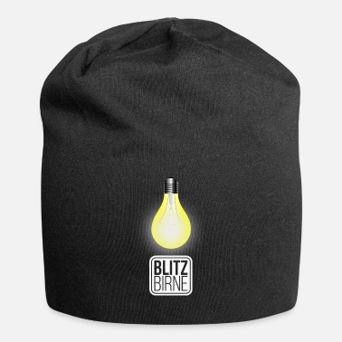 Clever Lightbulb Clever Clever - Jersey-Beanie