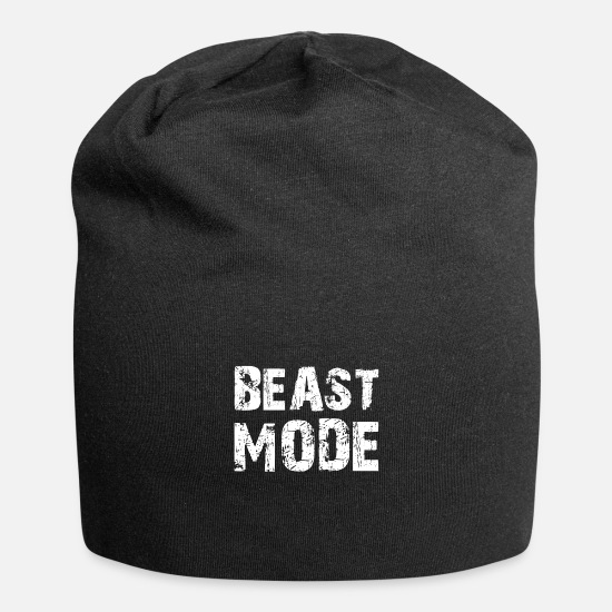 Beast Mode Caps & Hats - Beast Mode - Beanie black