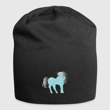 Pretty Unicorn - Jersey-beanie