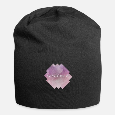 Stoccolma Stoccolma - Beanie in jersey
