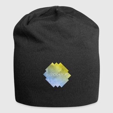 Stockholm - Jersey-Beanie