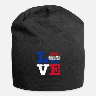 Paraguay PARAGUAY HEART - Jersey Beanie