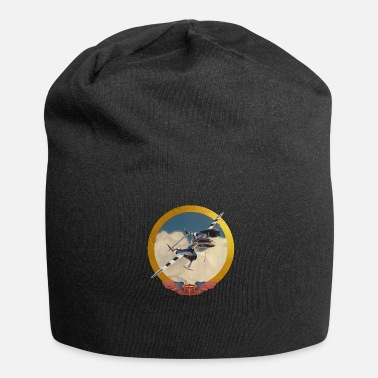Royale Air Force Babylonian 40's air force - Bonnet en jersey