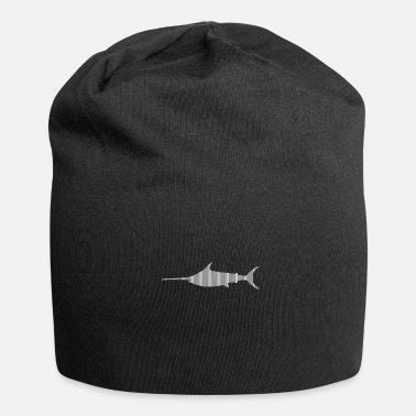 Marine Animal Fish sawfish marine animals - Jersey Beanie