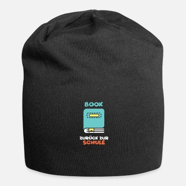 The book school school day gift school bag - Beanie