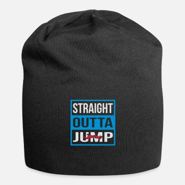 Base Straight Outta Jump Skydive - Beanie