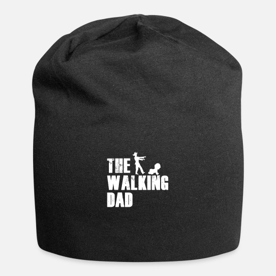 Walking Caps & Mützen - The Walking Dad - Beanie Schwarz