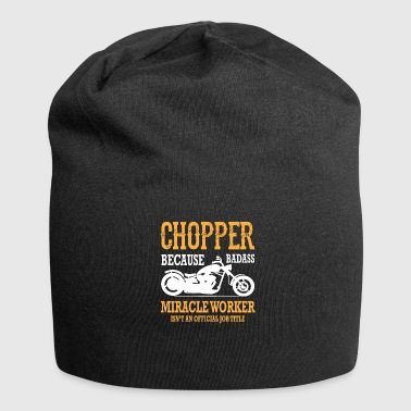 Chopper - tough - Jersey Beanie