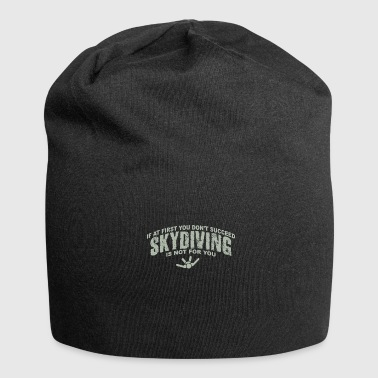 Extreme Sports - Skydive - Jersey Beanie