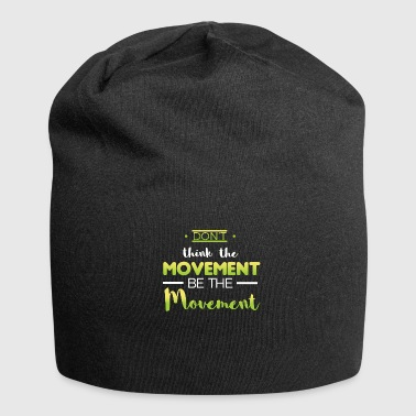 design movement - Jersey-Beanie