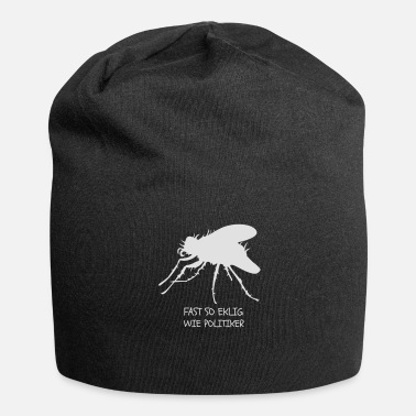 Antifascist Fly - Almost as nasty as politicians - Jersey Beanie