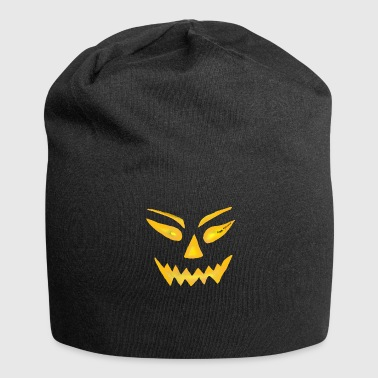 Happy Halloween grotesque, scary, scary - Jersey Beanie