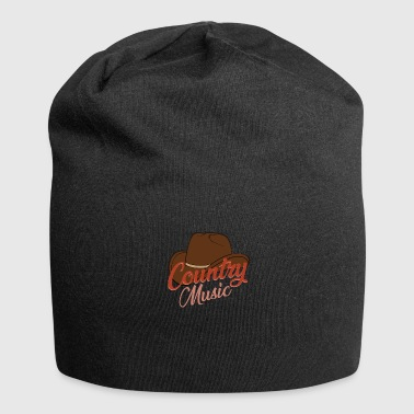 Country music - Jersey Beanie