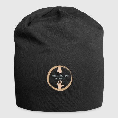 Charity welfare social justice memorial day - Jersey Beanie