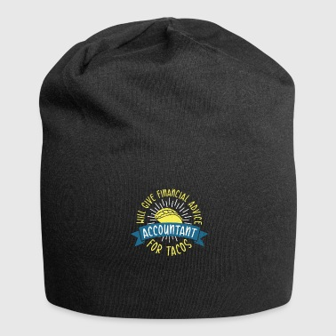 Accountant accounting gift accounting - Jersey Beanie