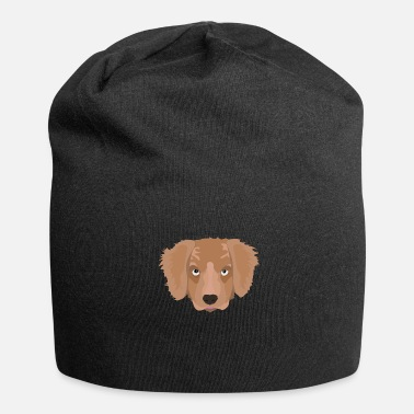 Golden Frecher golden Retriever Welpe - Jersey-Beanie